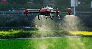 کشاورزی مکانیزه با پهپادهای کشاورزی